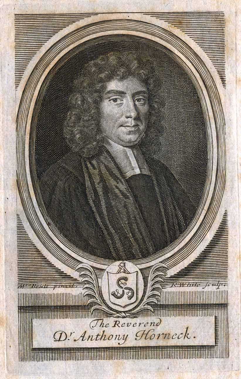 Anthony Horneck