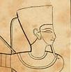 Artaxerxes Egyptian depictian.png