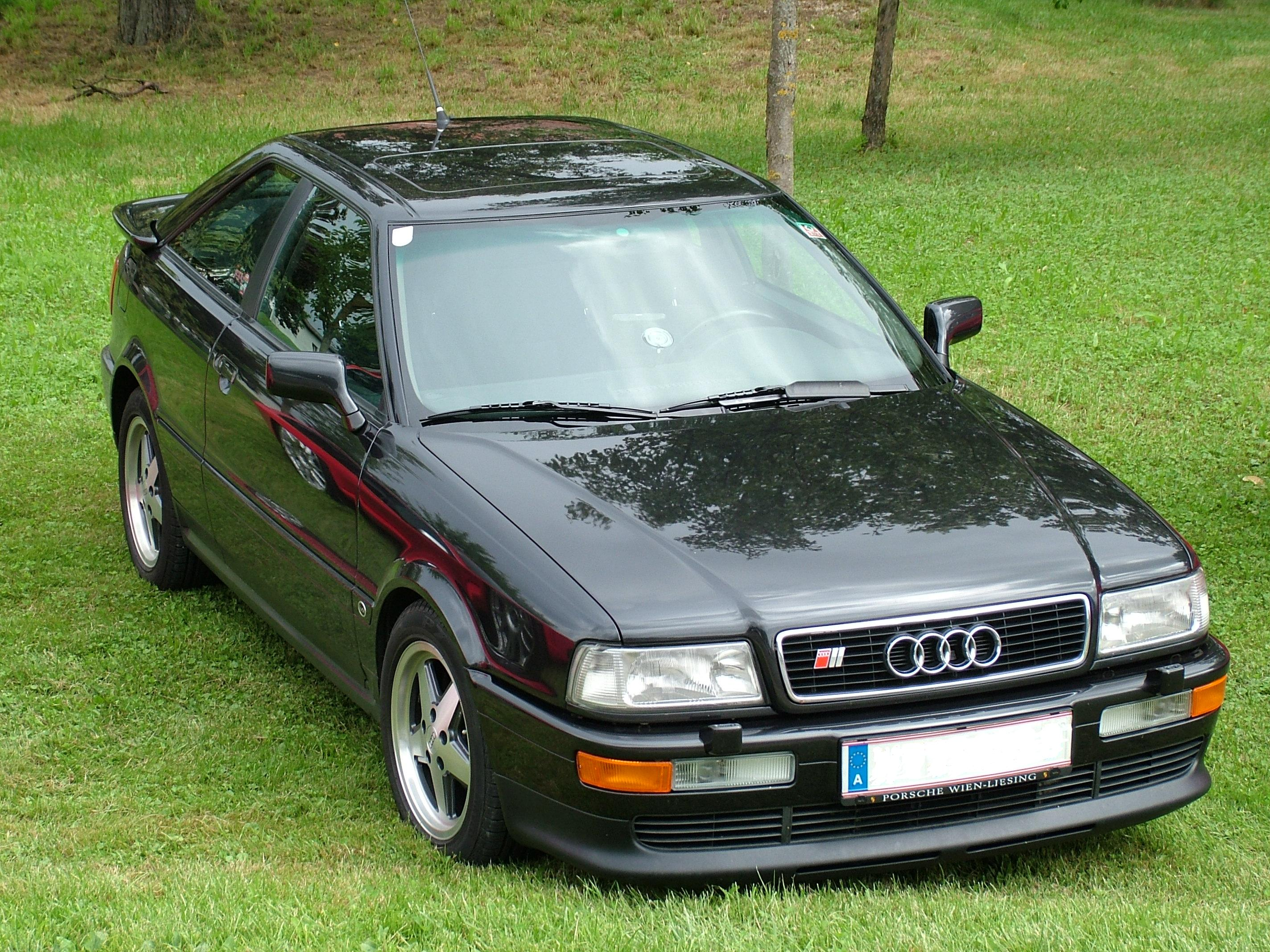 Kelebihan Kekurangan Audi Coupe S2 Review