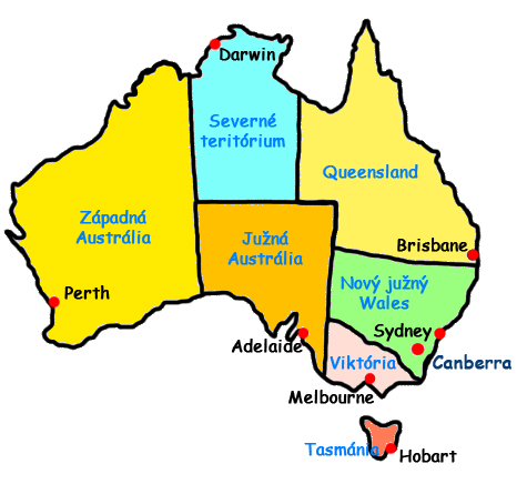 map states of australia map of australia with states and capitals map states of australia map of australia with states