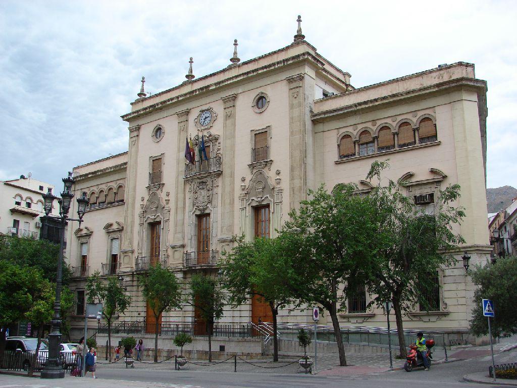 Ayuntamiento de Jaén - Wikipedia, la enciclopedia libre