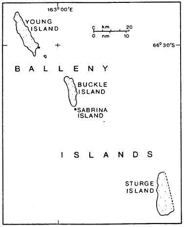 Buckle Island