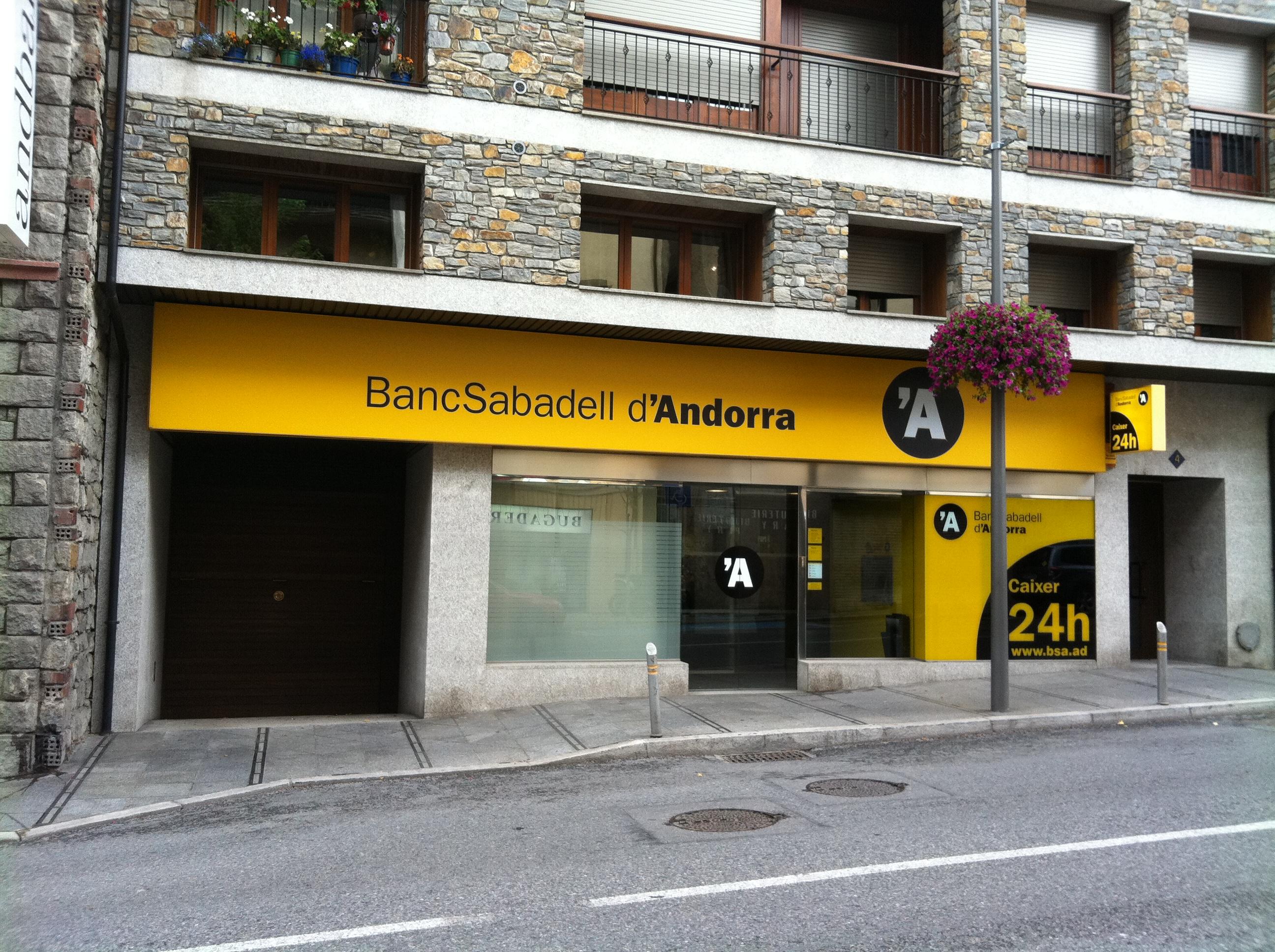 Banc sabadell d 39 andorra wikiwand - Oficinas banc sabadell barcelona ...
