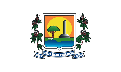 Ficheiro:Bandeira de Pau dos Ferros (RN).png