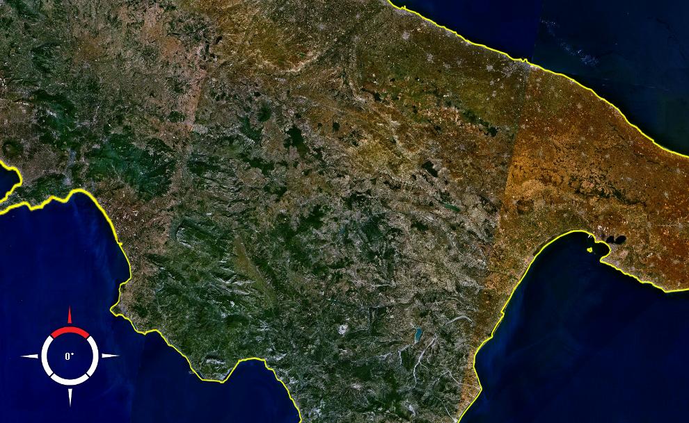 Geografia Della Basilicata Wikipedia
