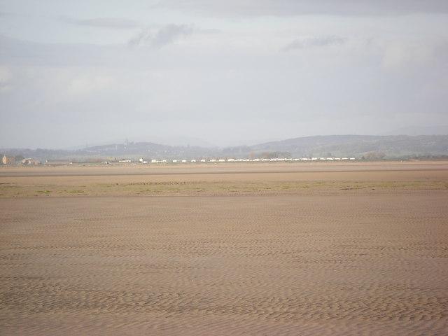 Beach, Cockerham Sands - geograph.org.uk - 1242828