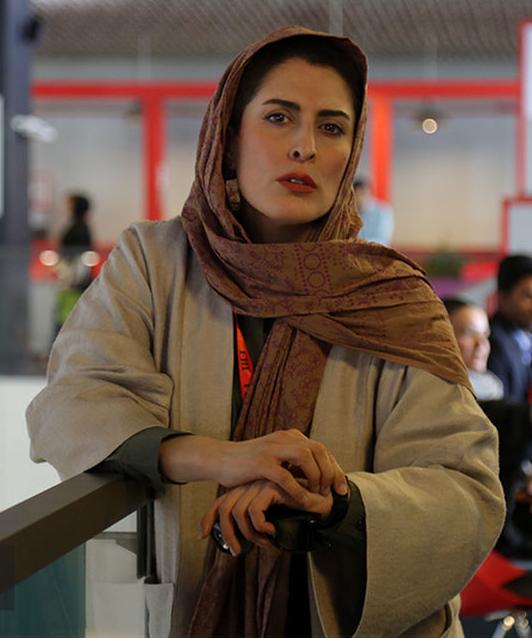 Jafari at 36th [[Fajr Film Festival]], 2018