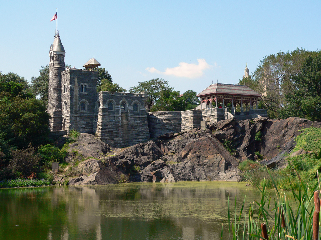 Free Attractions for Kids in New York, Belvedere Castle