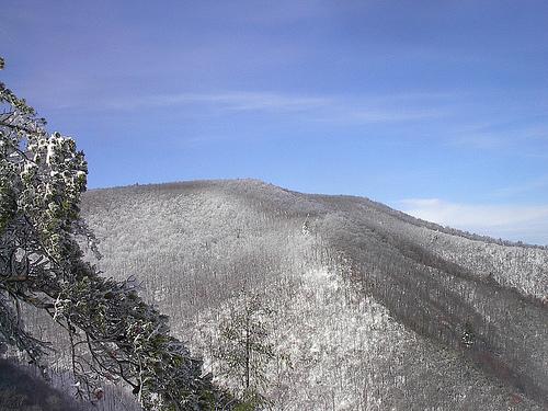 Big Frog Mountain - Wikipedia