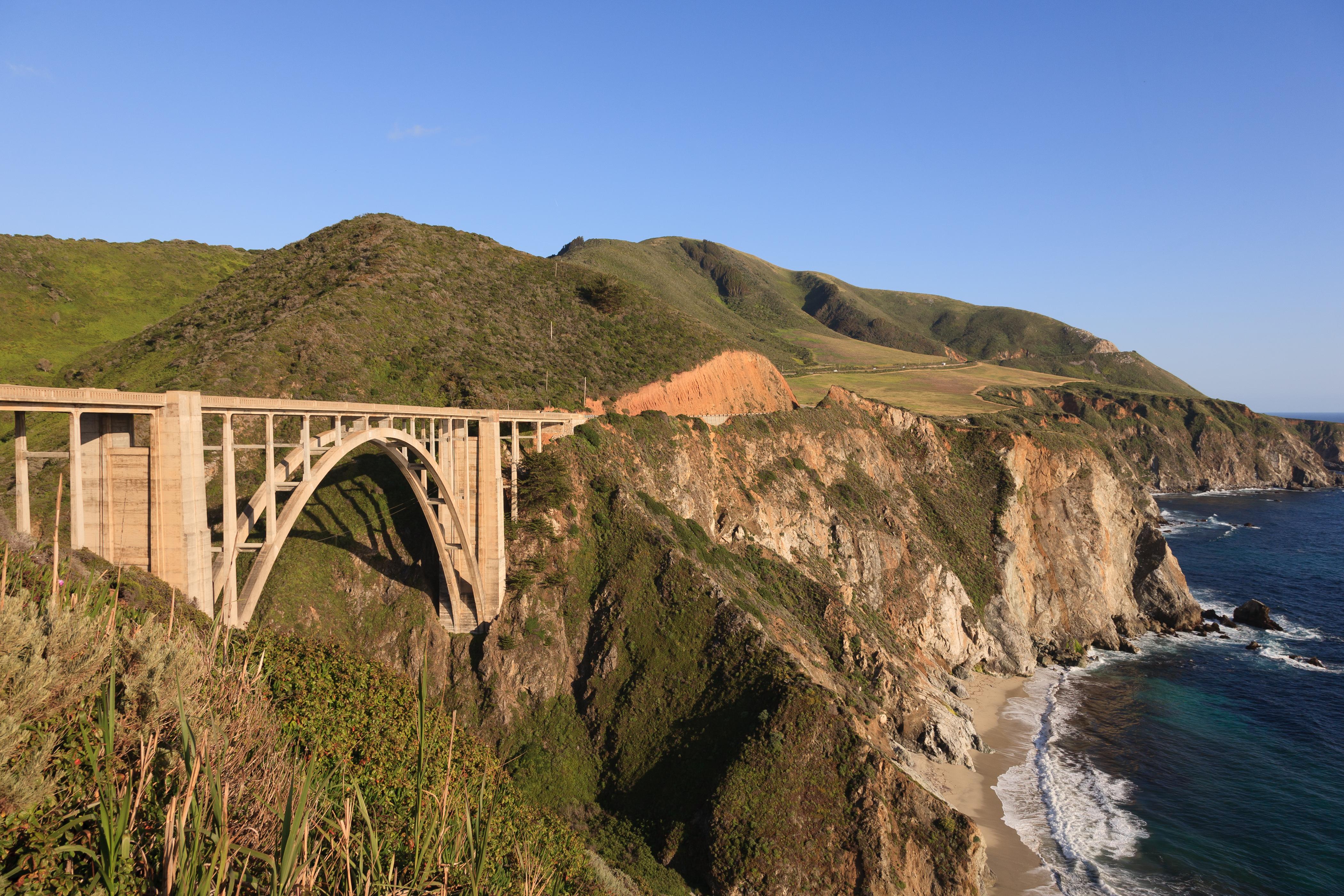 Bixby Canyon Bridge