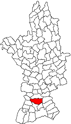 Vị trí của Brastavatu