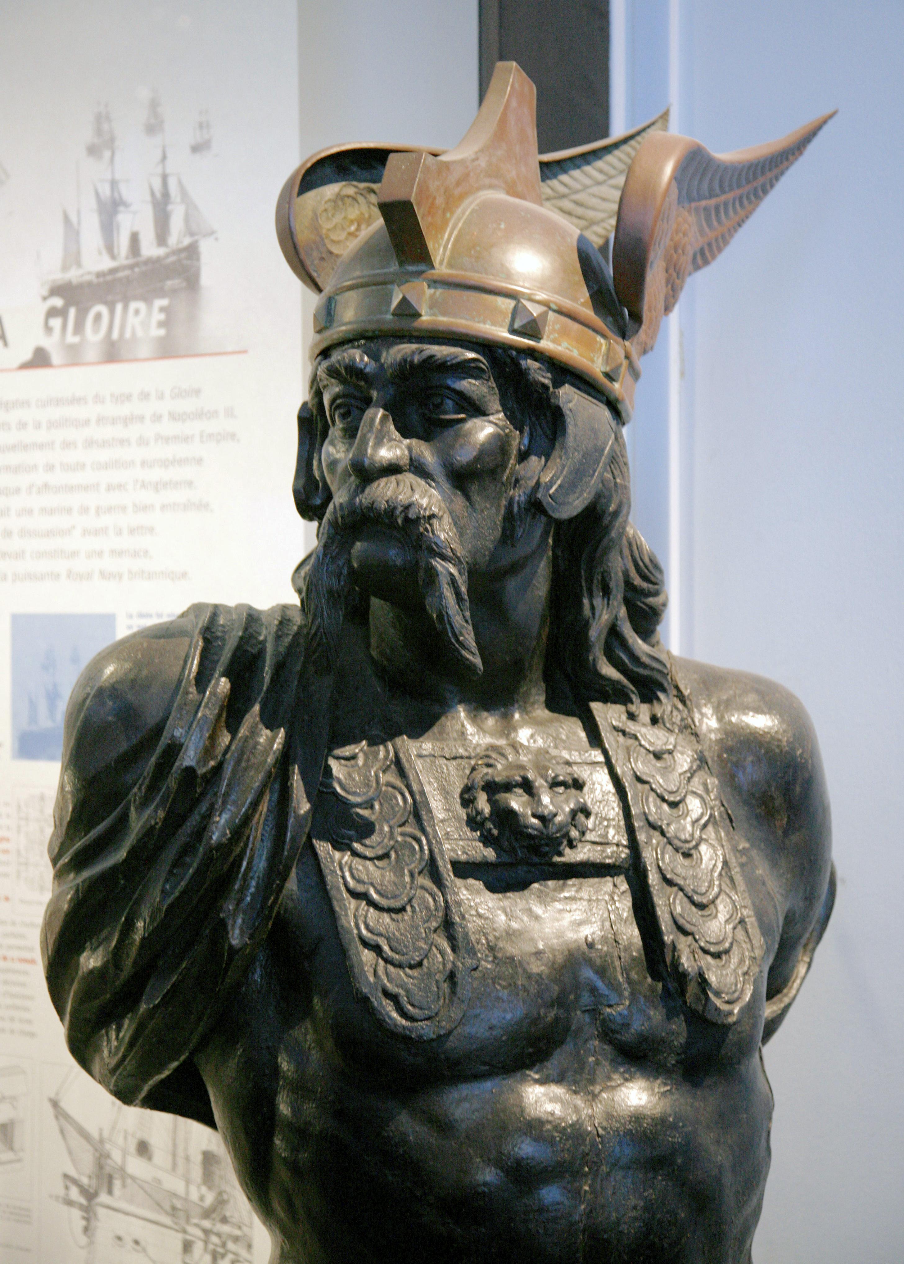 Keltský vůdce Brennus