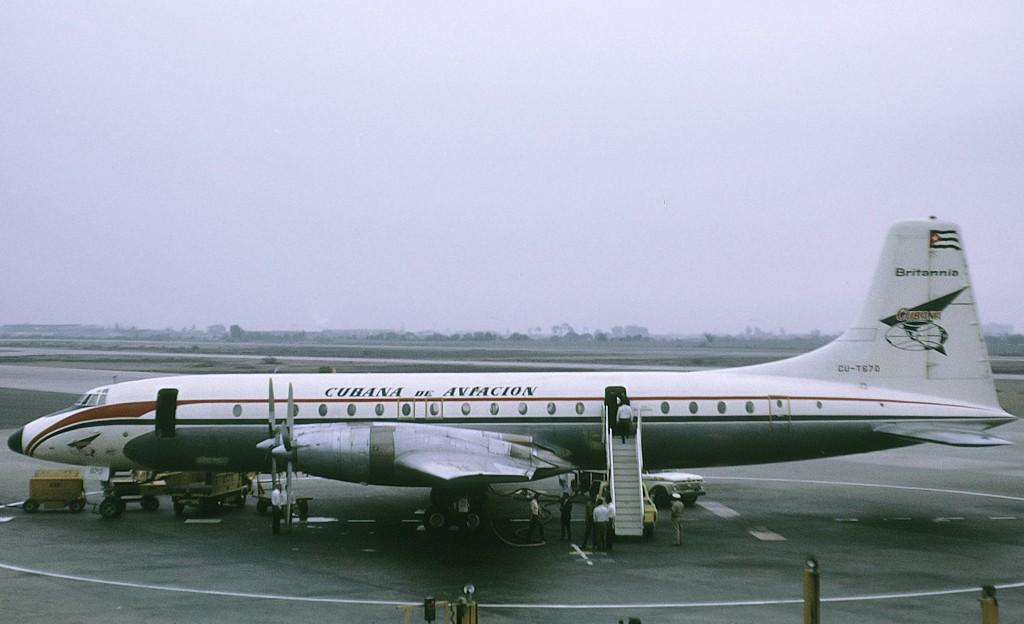 Cubana de Aviación - Wikipedia