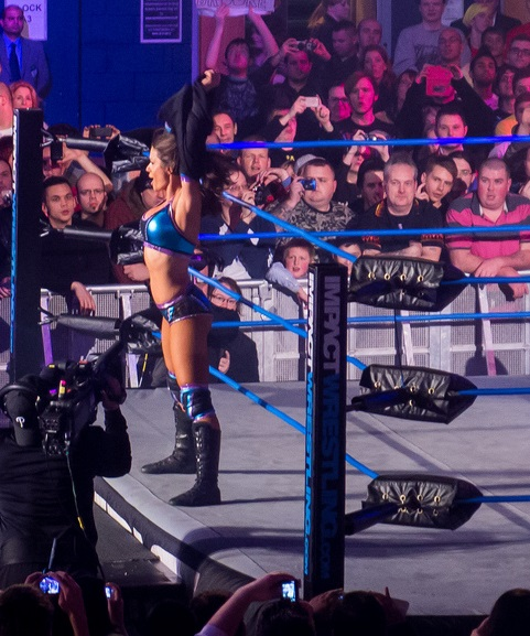 Brooke Tessmacher Biography | Model, Professional wrestler ... Brooke Tessmacher Aces And Eights