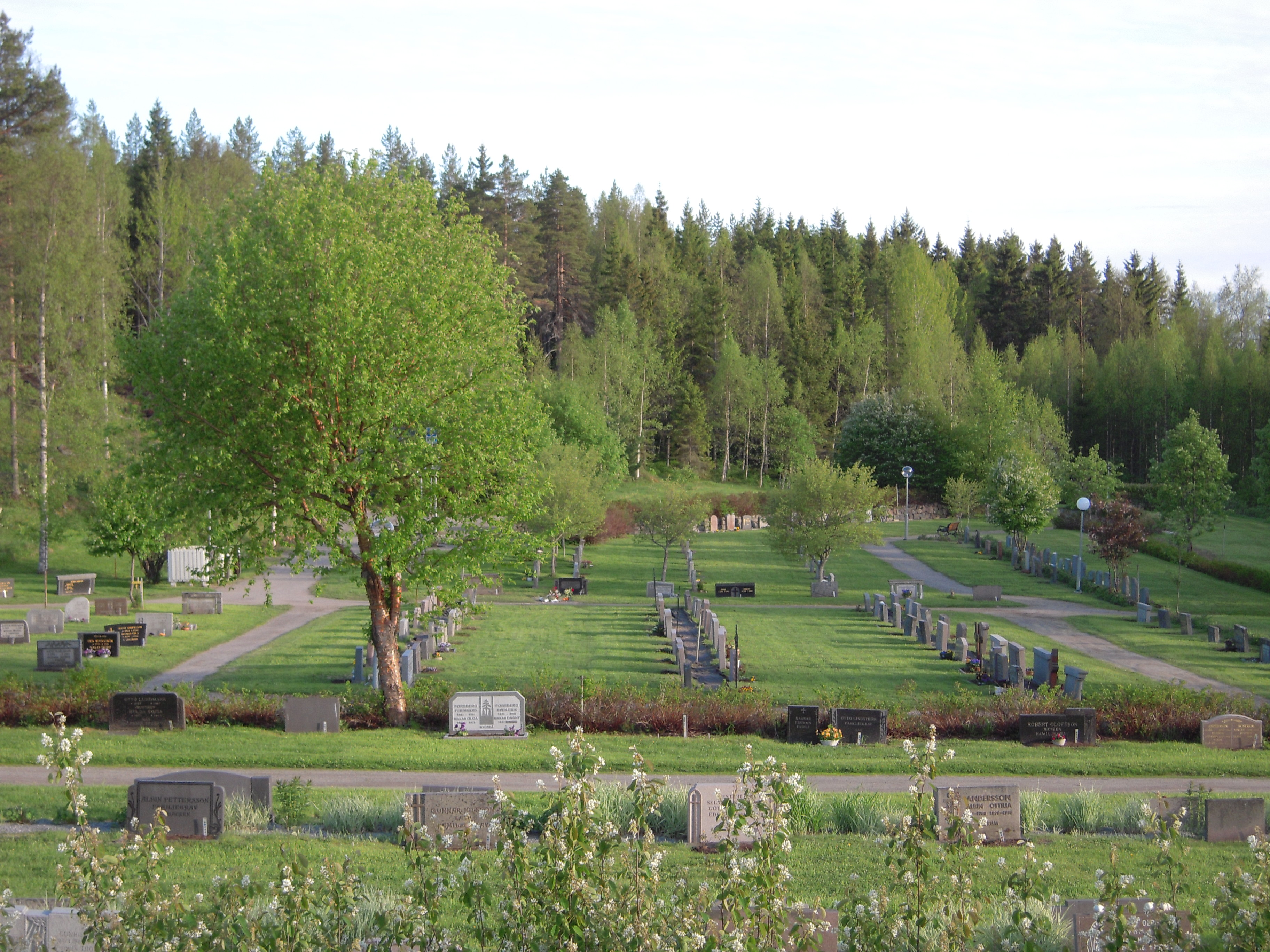 Bygdeå Church, Västerbotten, Sweden