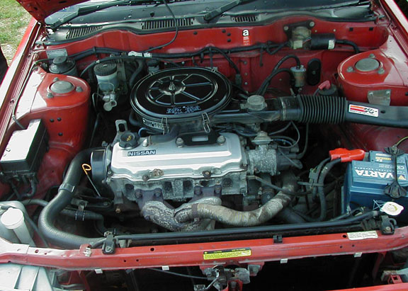 Nissan Ca Engine Wikipedia