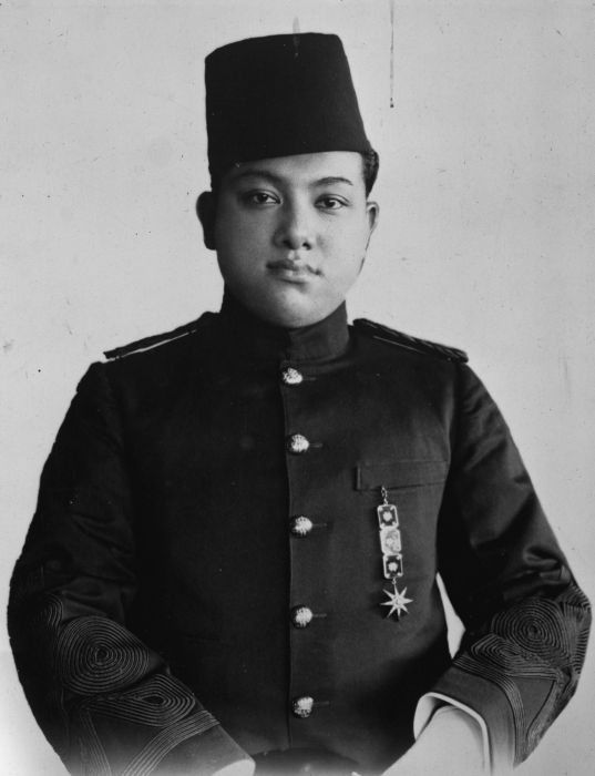 Syarif Kasim Ii Dari Siak Wikipedia Bahasa Indonesia Ensiklopedia Bebas