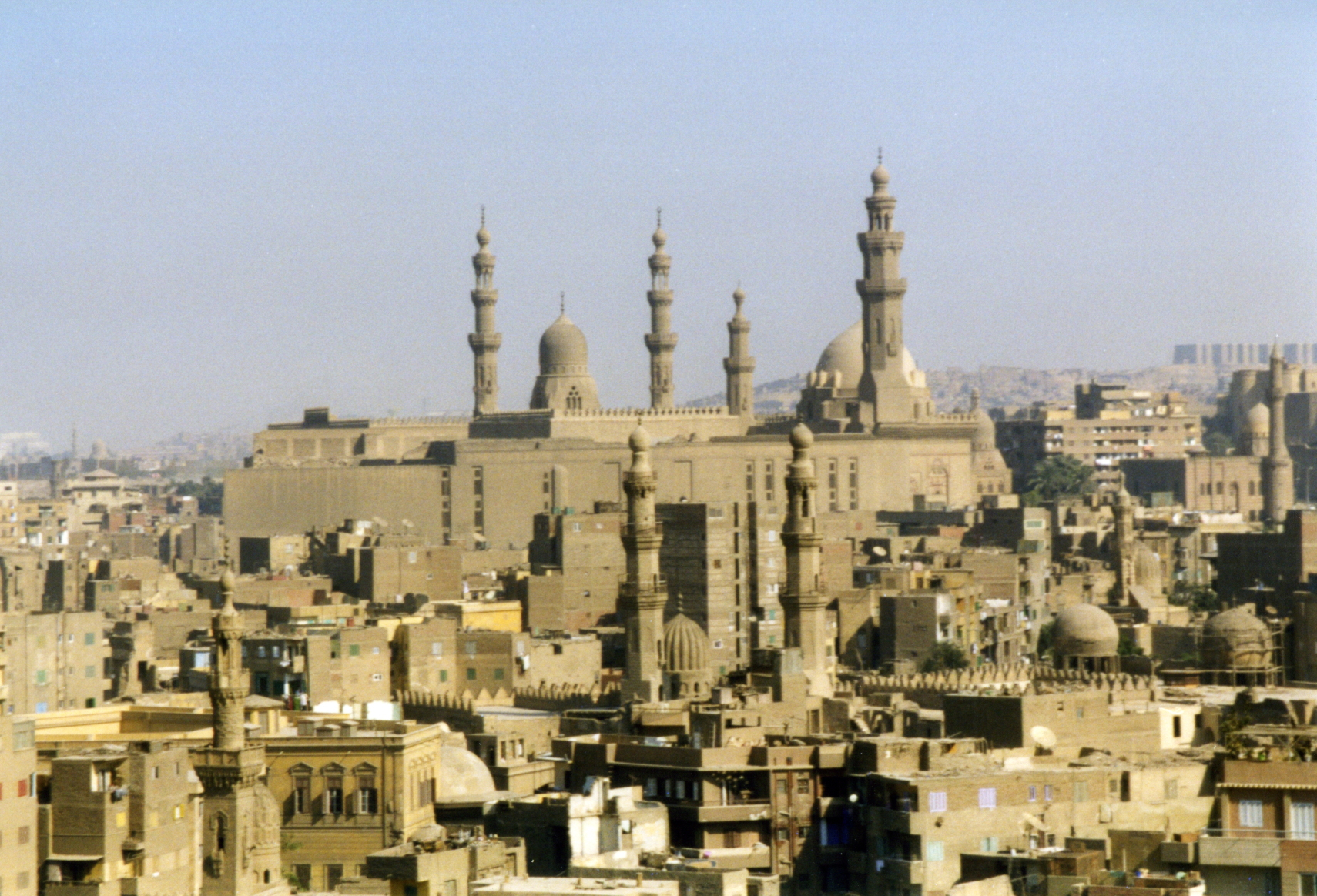 File:Cairo, The Mosque Of Sultan Hassan And The Ar Rif (6201079985