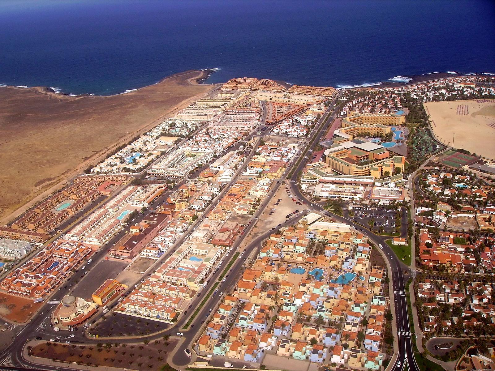 Caleta De Fuste Fuerteventura  Star Hotels