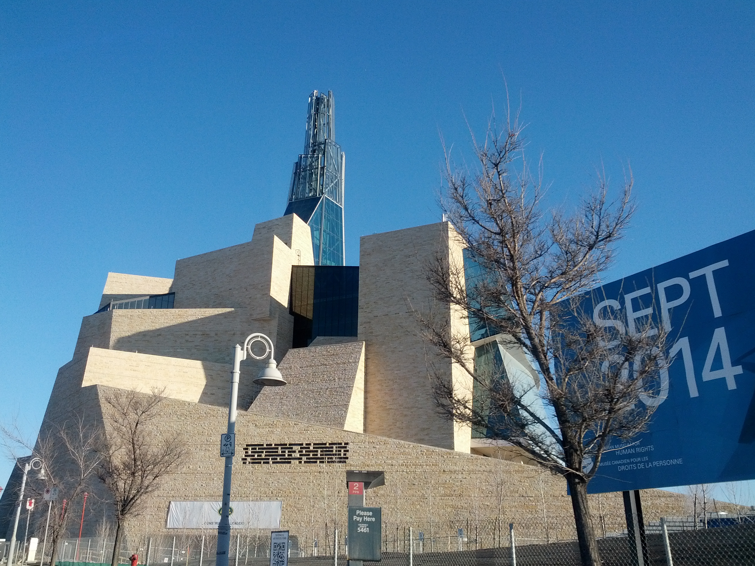 file canadian museum for human rights april 2014 showing sign