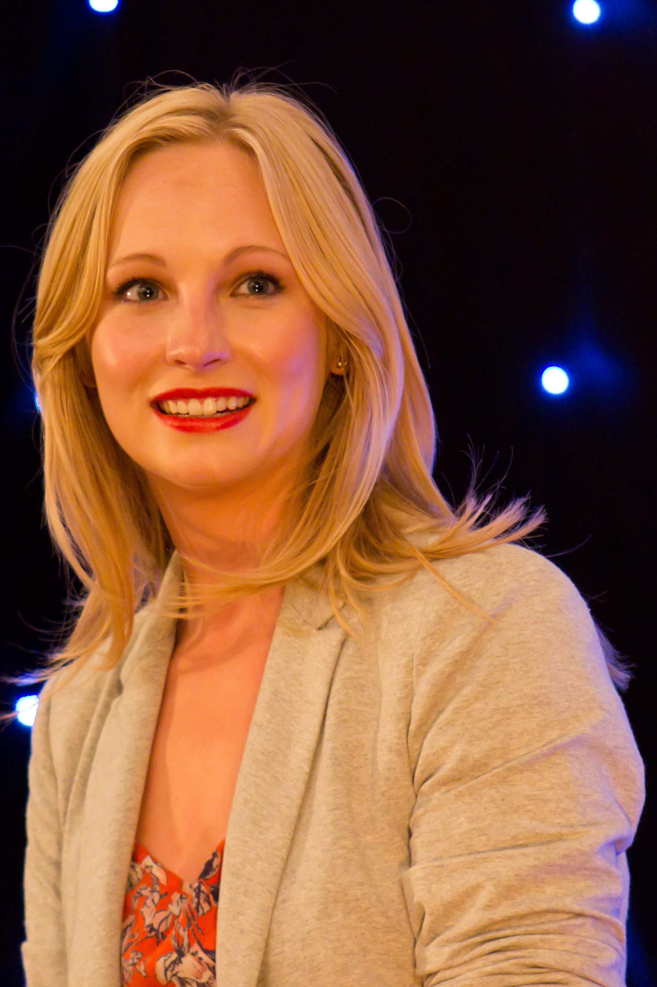 Personal life of Candace Accola and activities outside show business 69