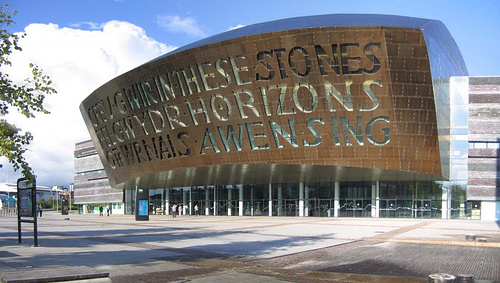 Wales Millennium Centre - Wikiwand