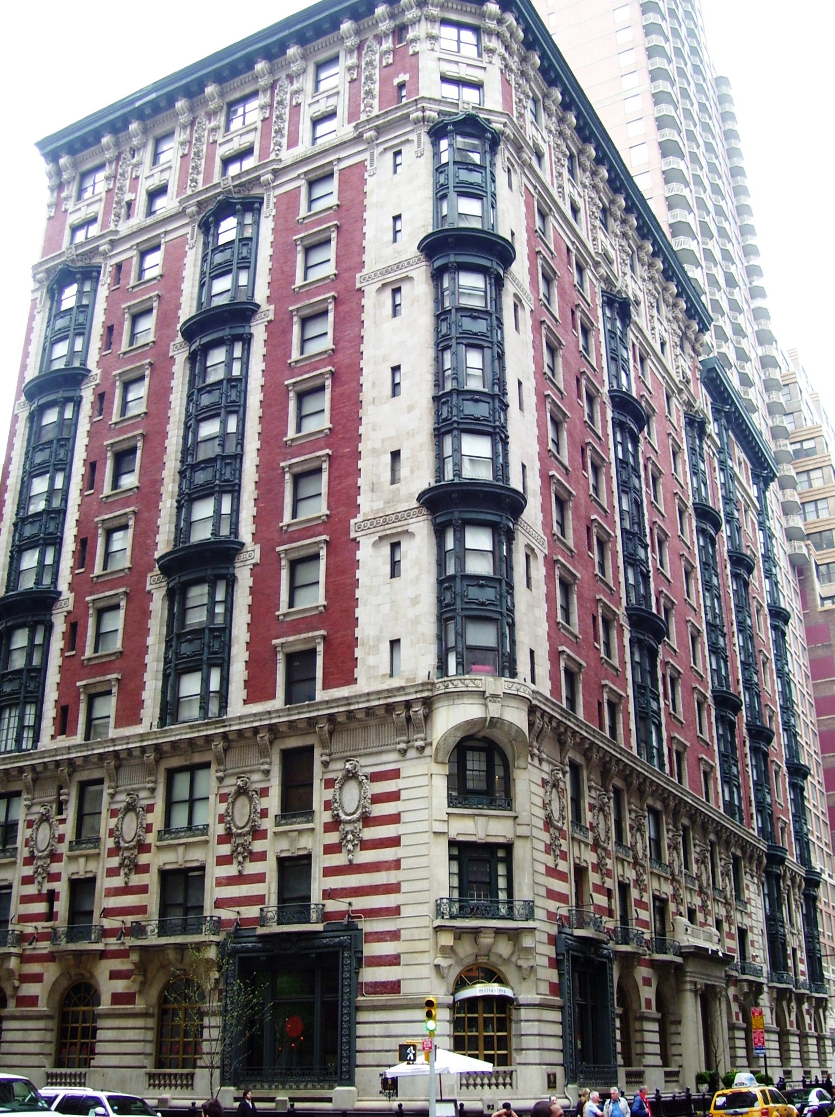 Carlton Hotel Madison Avenue New York City