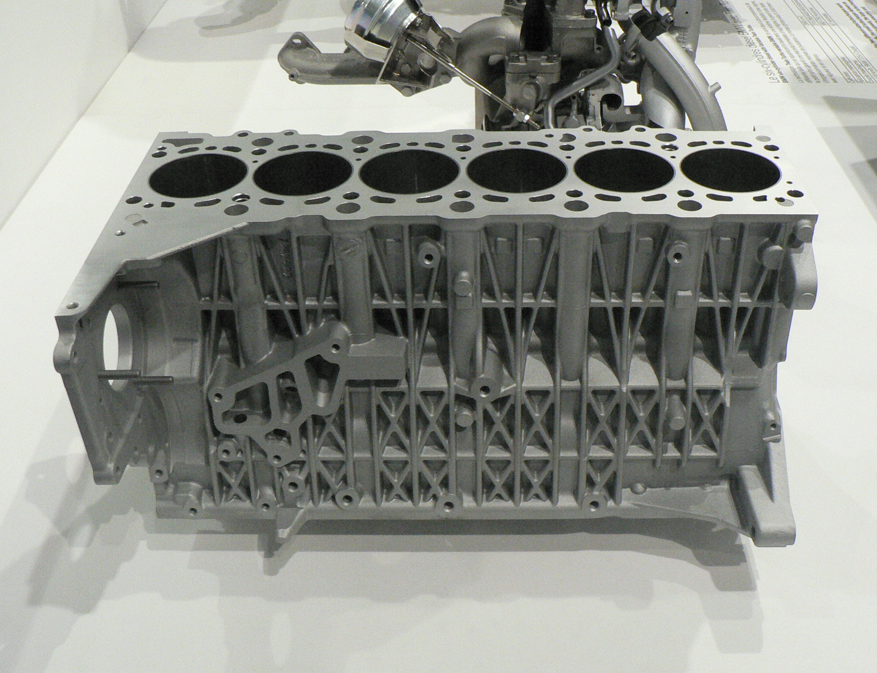 Cylinder Block Wikipedia Ford Tractor Diesel Engines Diagram