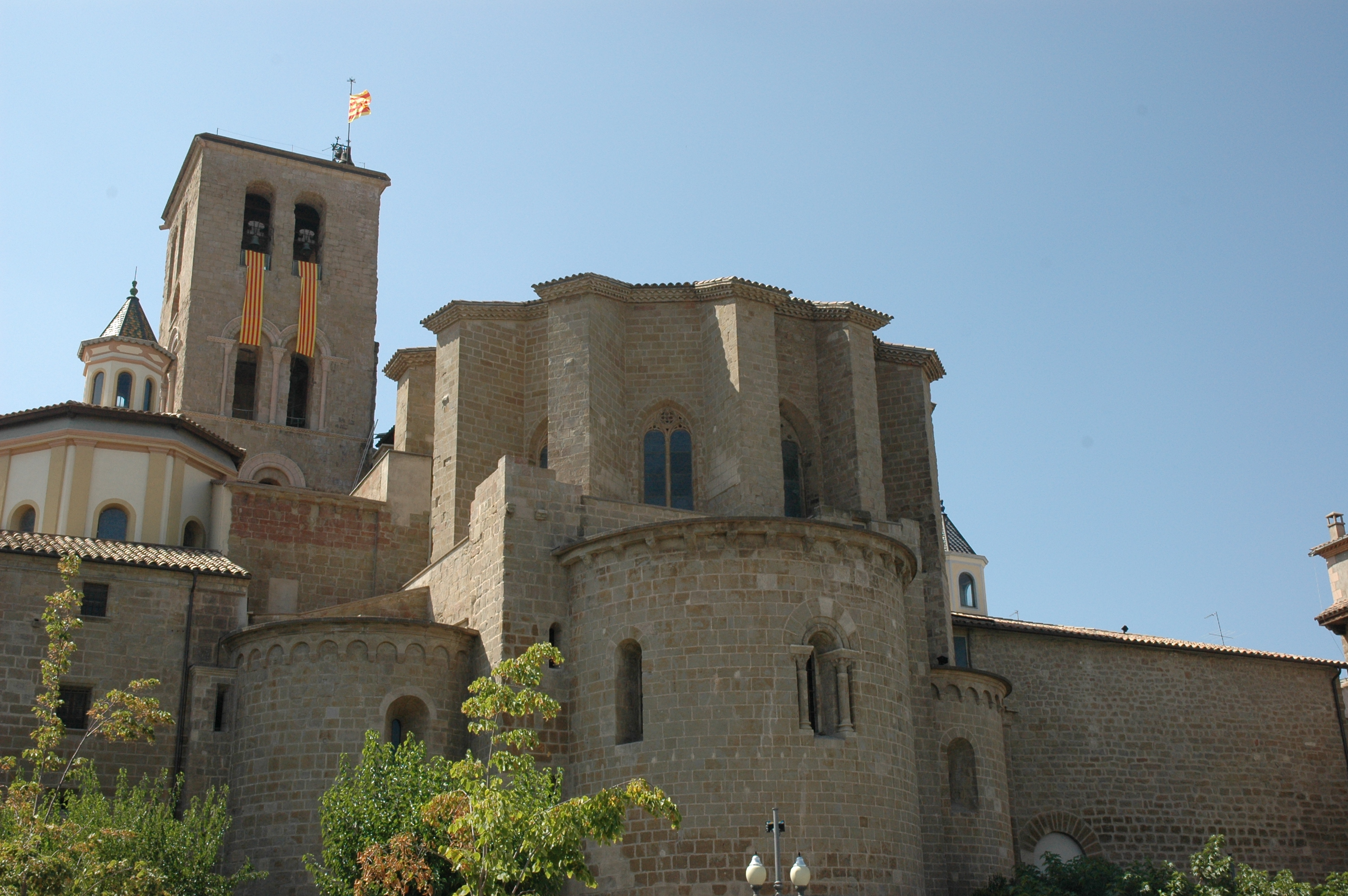 Solsona Spain  city photo : Catedral de Solsona Wikimedia Commons