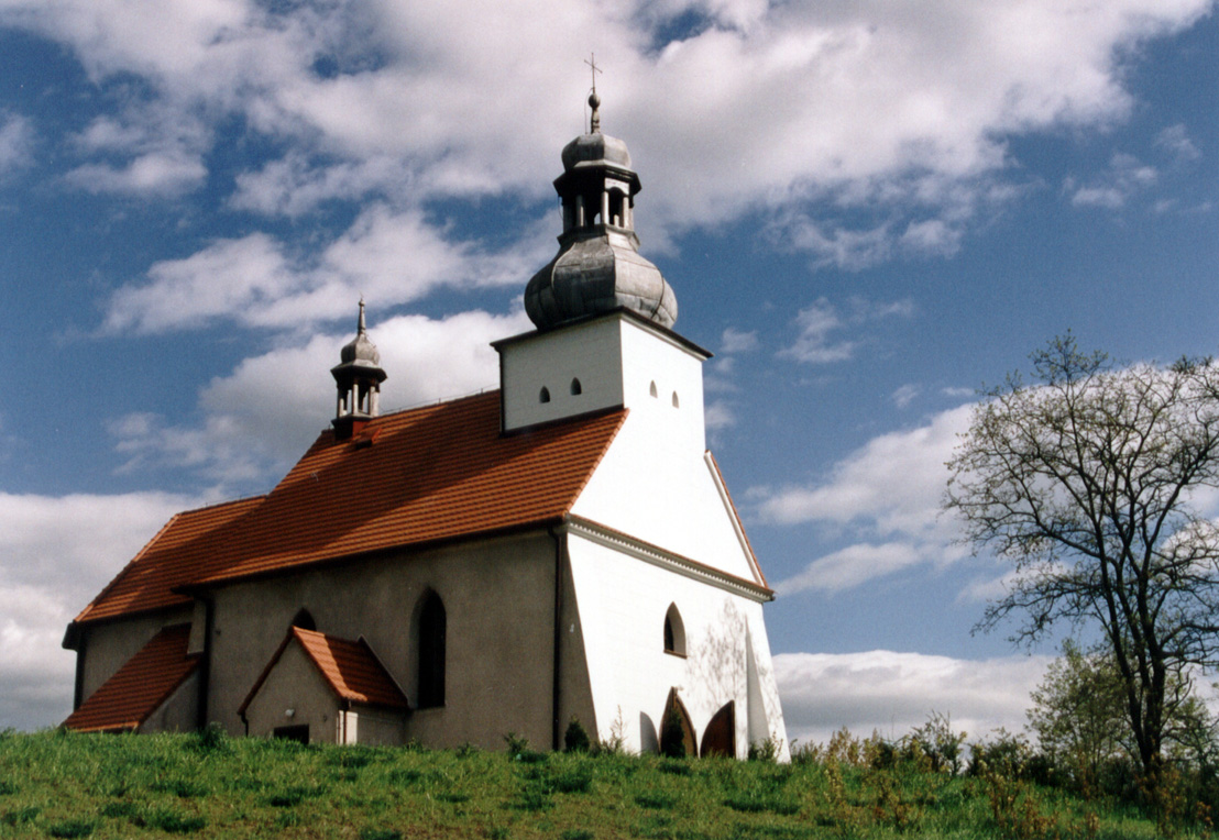 Chomiąża Szlachecka – Wikipedia, wolna encyklopedia