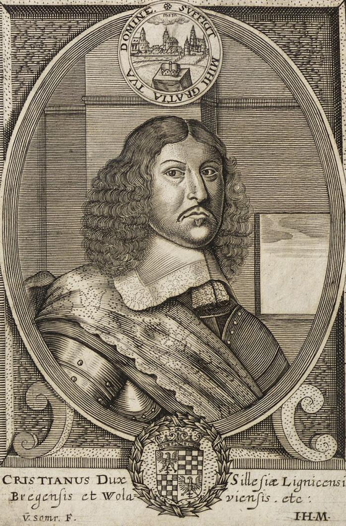 Chrystian Legnicki