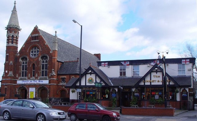 File:Church and Pub, Princes Avenue, Hull - geograph.org.uk - 528452.jpg