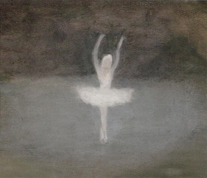 Clarice Beckett - Pavlova, Dying Swan, 1929.jpg