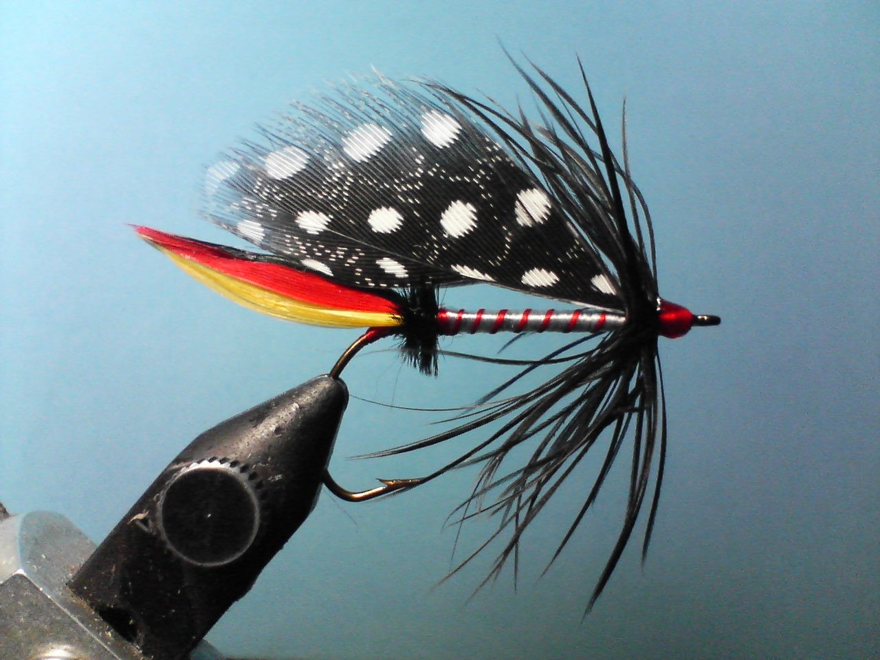 Artificial fly wikipedia for Fly fishing lures