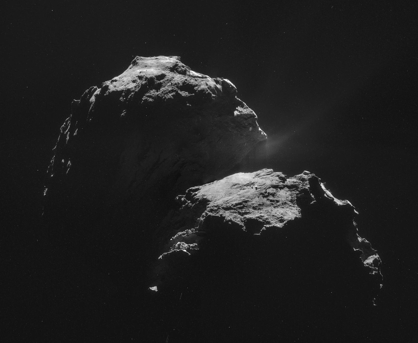 File:Comet 67P on 4 November 2014 NavCam mosaic.jpg