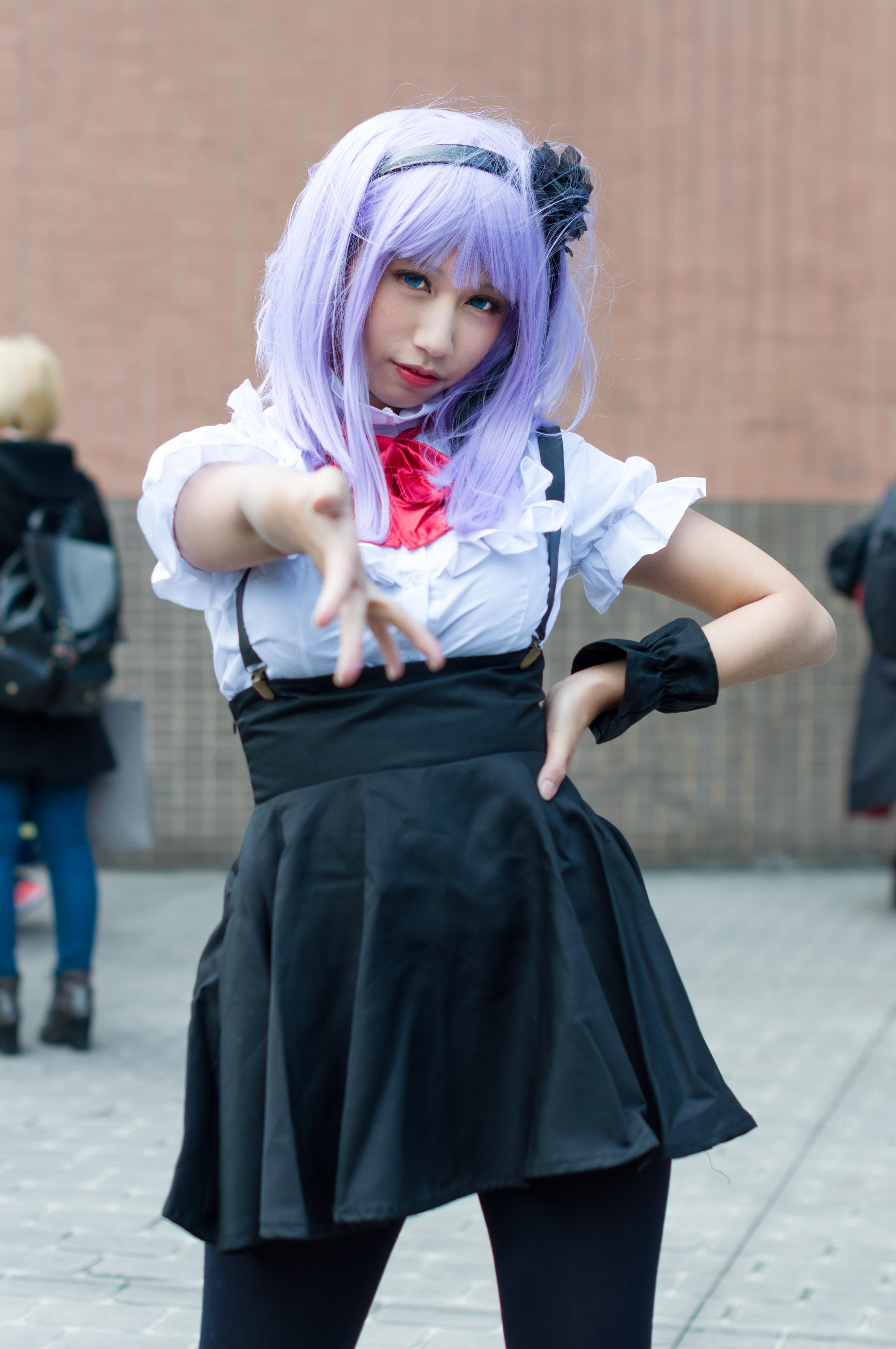 Dagashi kashi hotaru cosplay