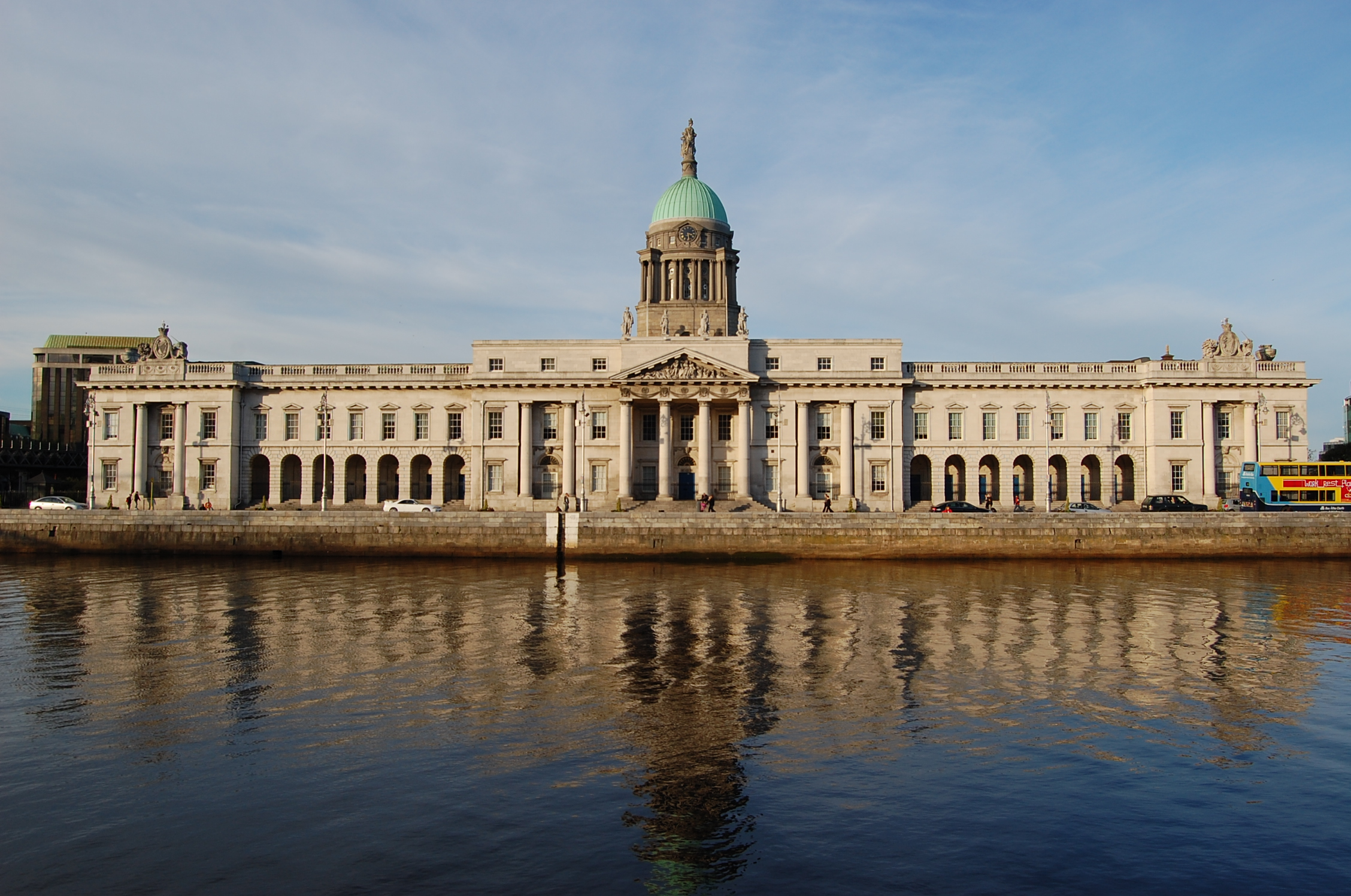 File Custom House Dublin 01 Jpg Wikimedia Commons
