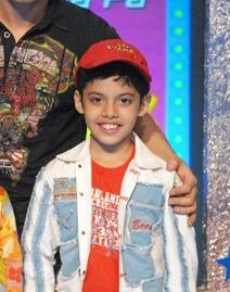 Darsheel Safary on Sa Re Ga Ma Pa L'il Champs ...