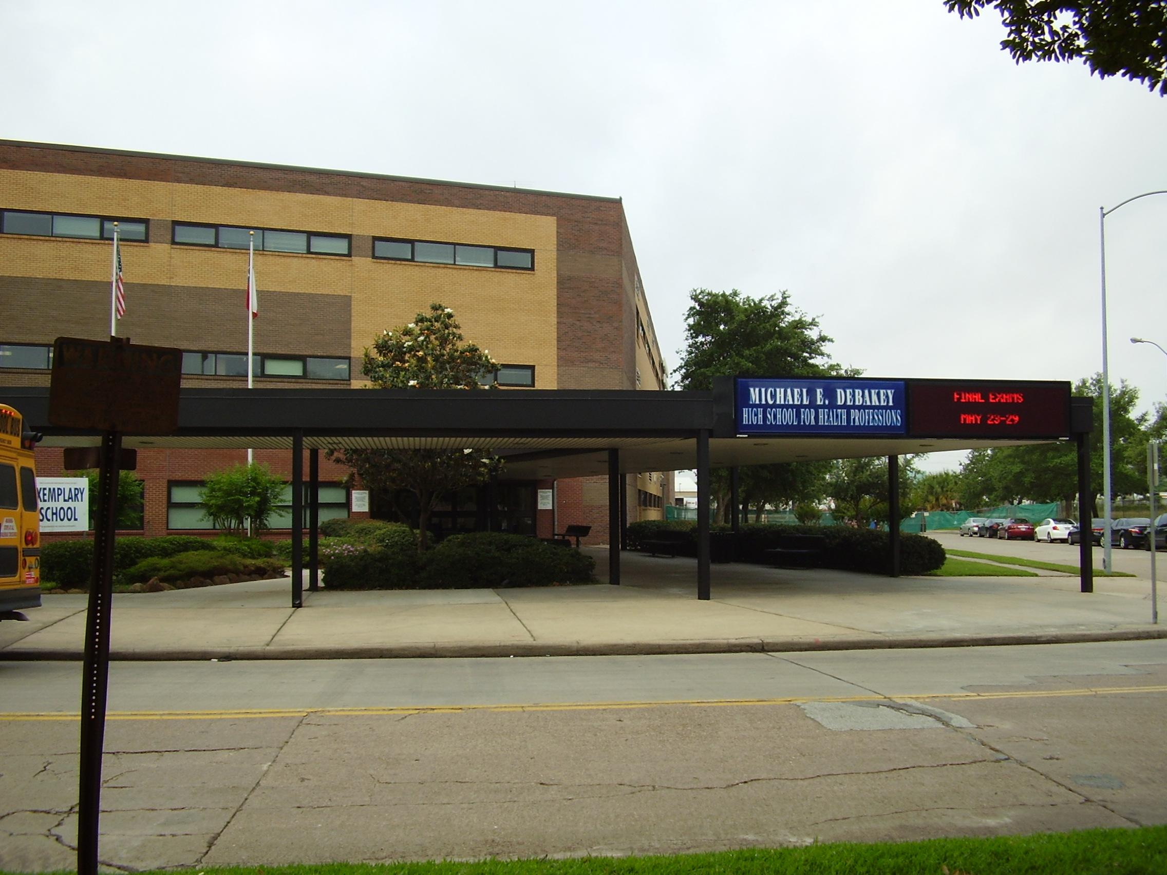 Debakey High School New Building