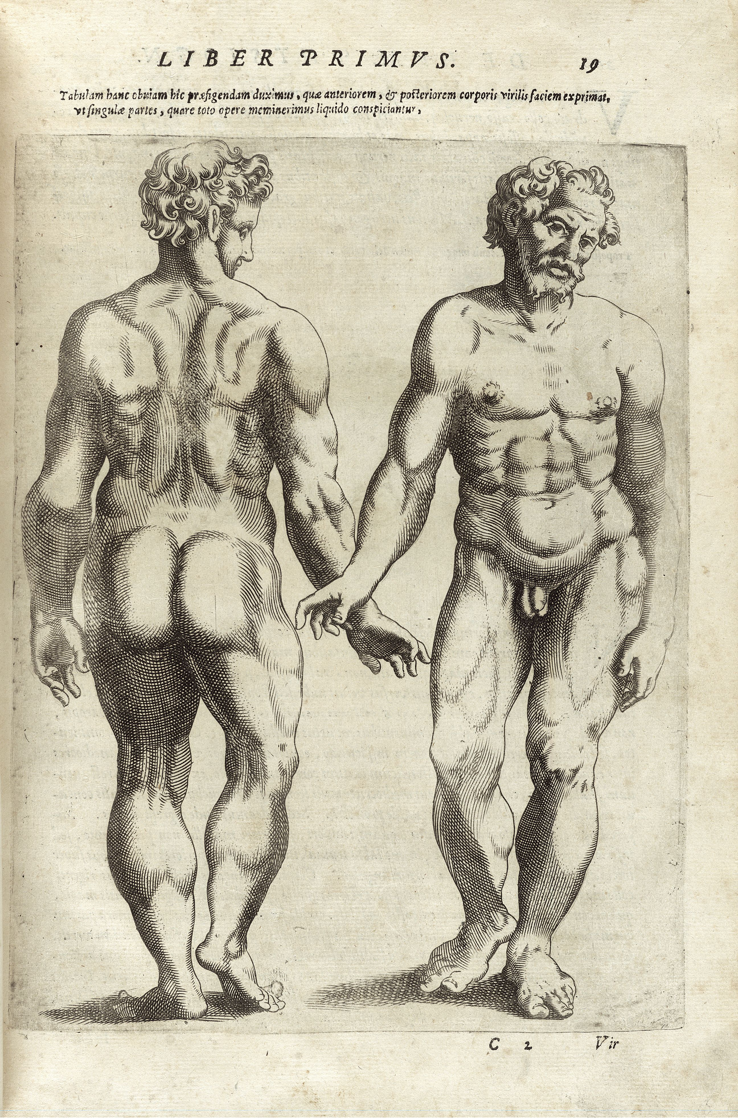File:De a physiognomonia libri IIII - NLM NIH - page 19.jpg ... on page title,