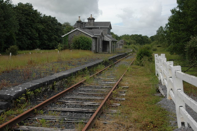 station Disused railway