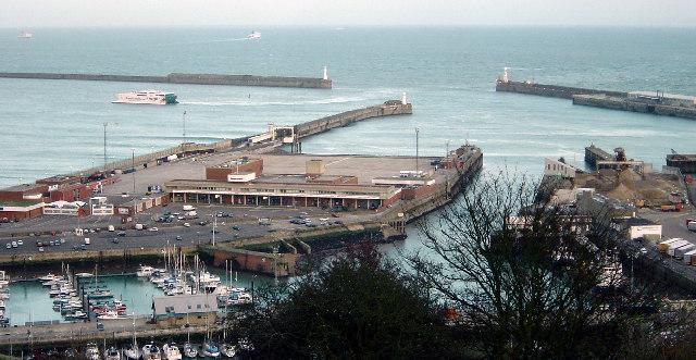 Dover Western Docks - geograph.org.uk - 66833