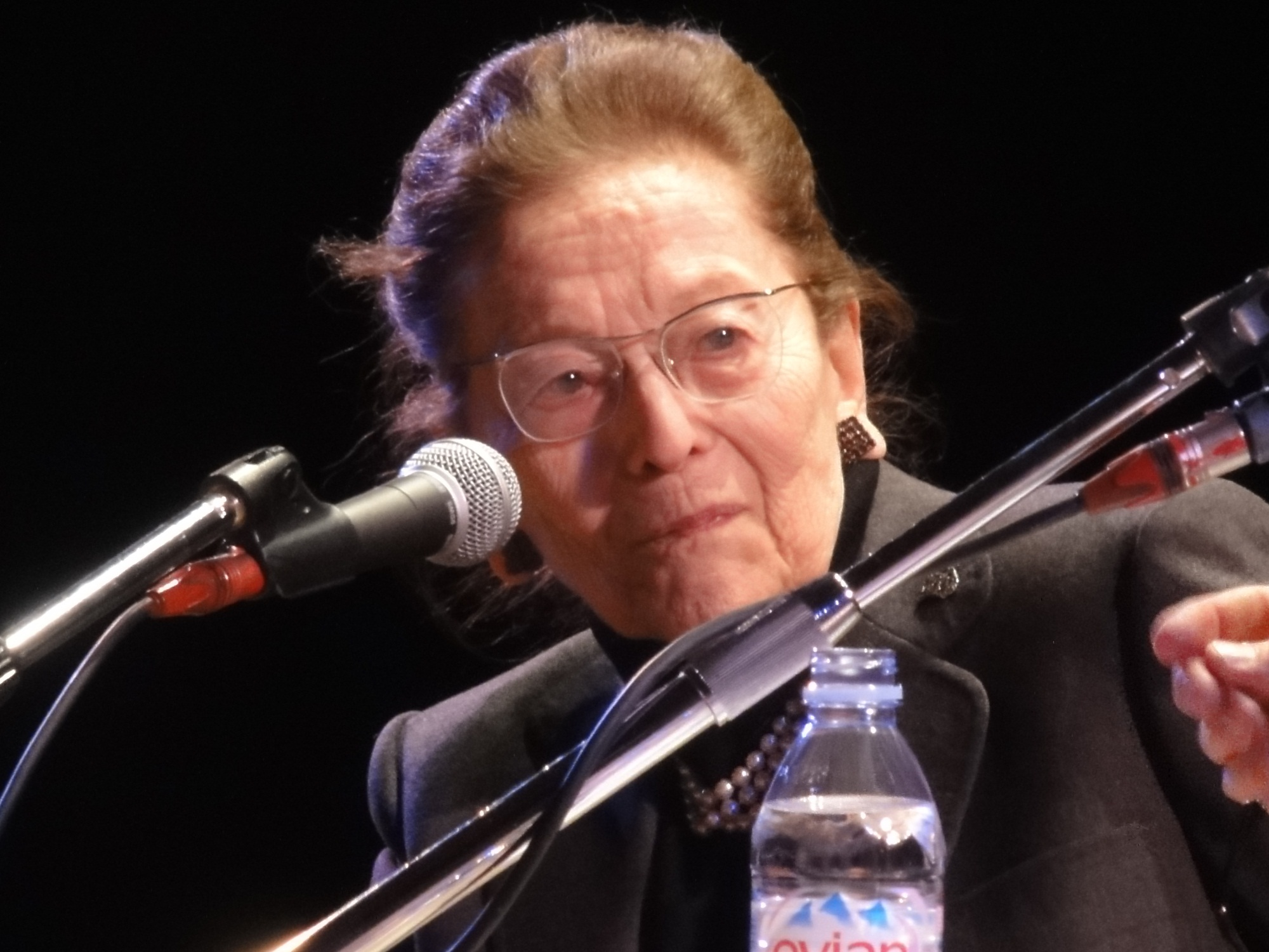 Edmonde Charles-Roux in 2011