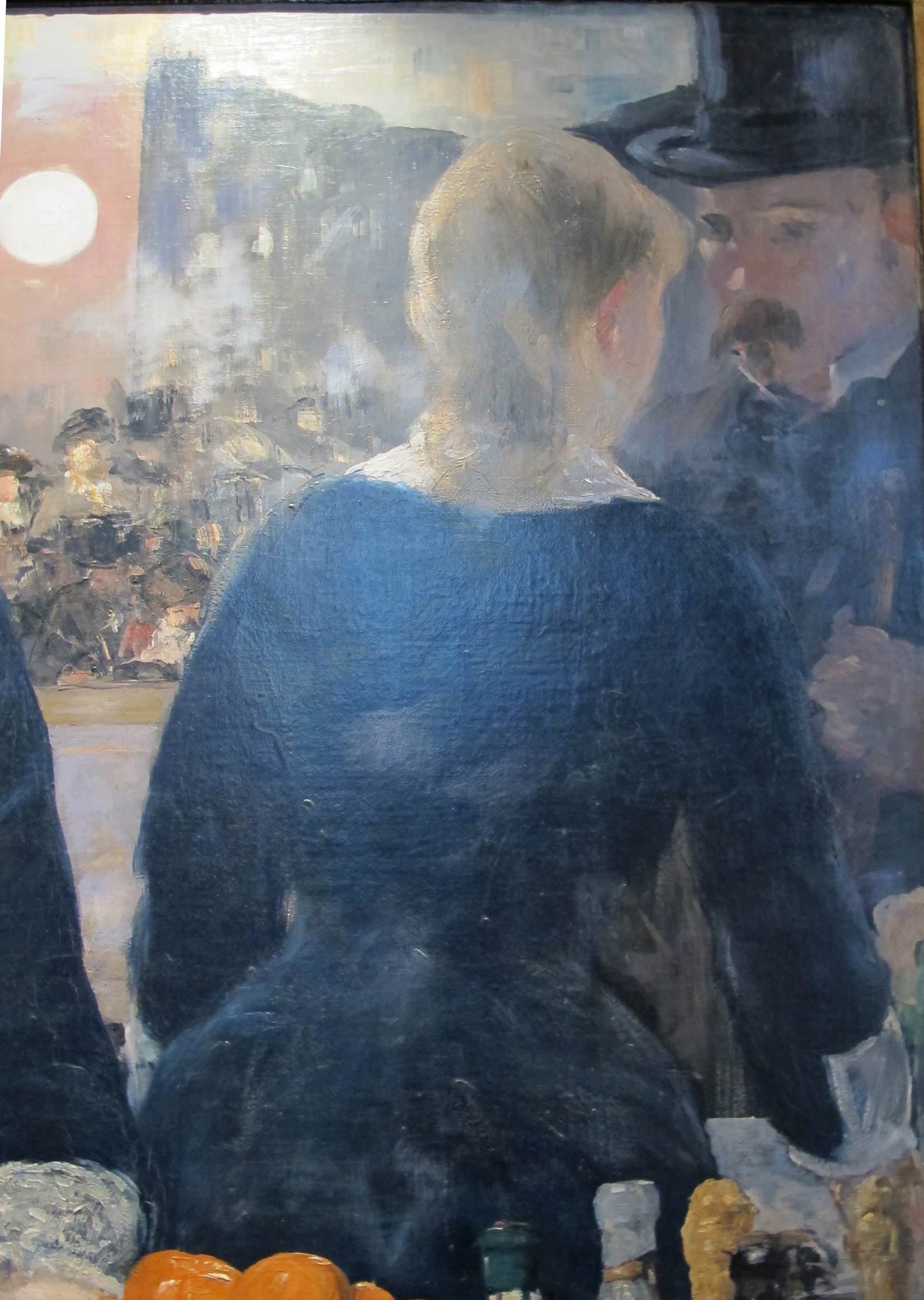manet at the bar Manet's a bar at the folies-bergиre manet's painting, a bar at the folies-bergиre, was an integral factor in the rise of a new era in art through the.