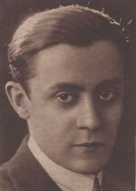 Enrique Jardiel Poncela Spanish dramatist