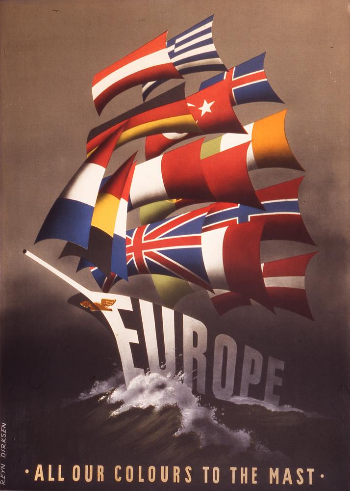 Reijn Dirksen (Marshall Plan posters, 1950)