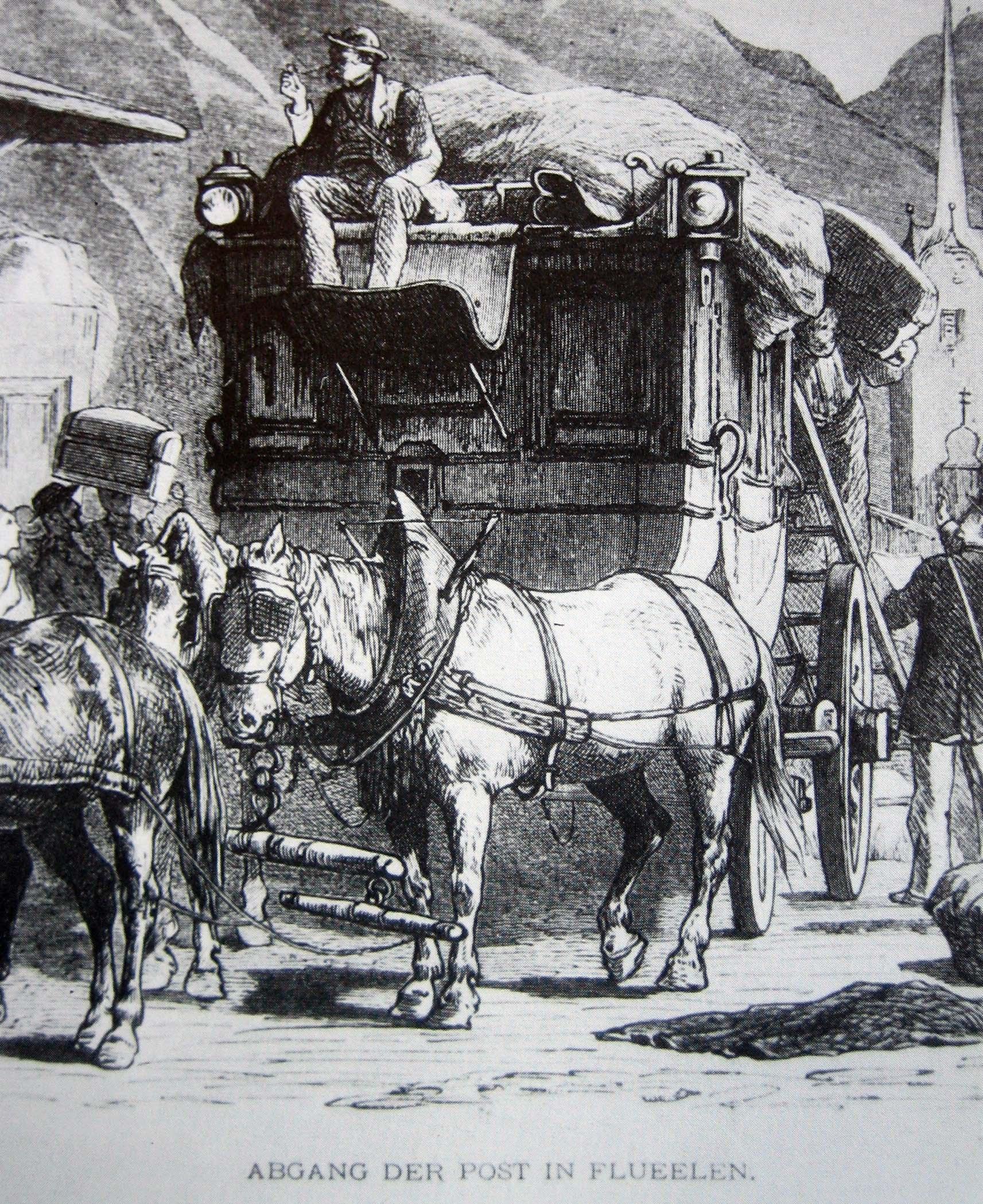File:Flüelen Postabfahrt 1820.jpg