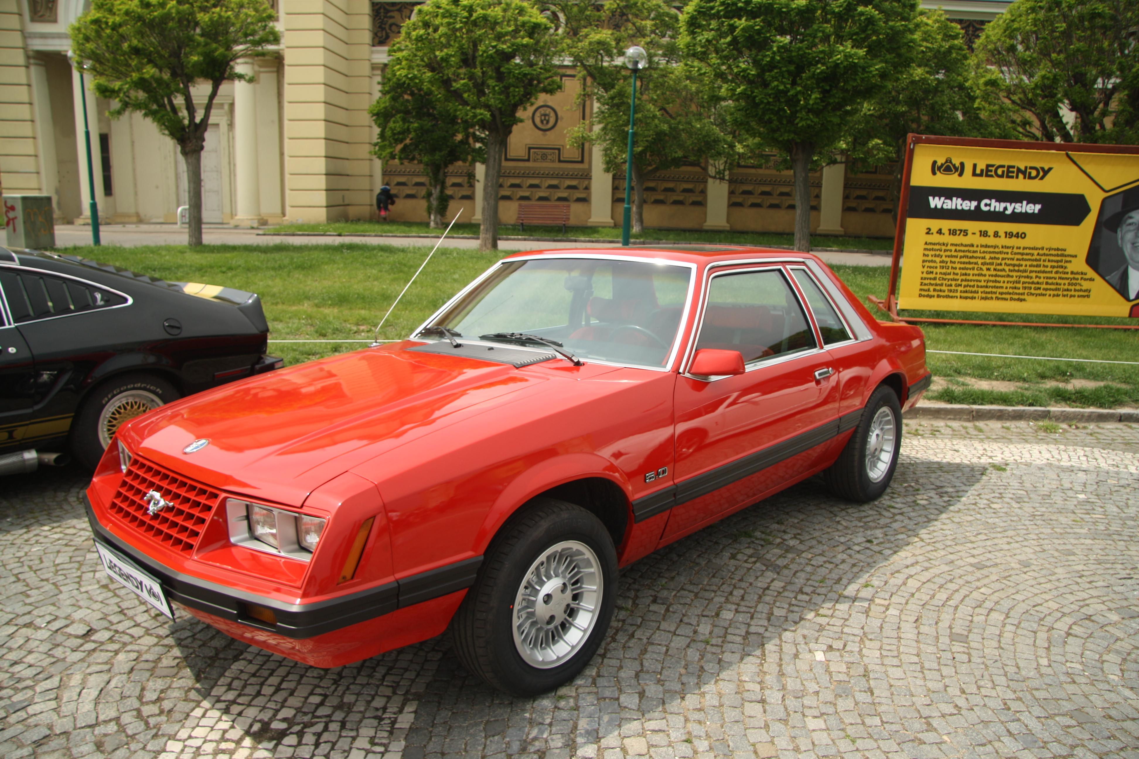 1979 FORD MUSTANG CAPRI THUNDERBIRD COUGAR GT 302 5.0L 5.0 ENGINE BELT DECAL