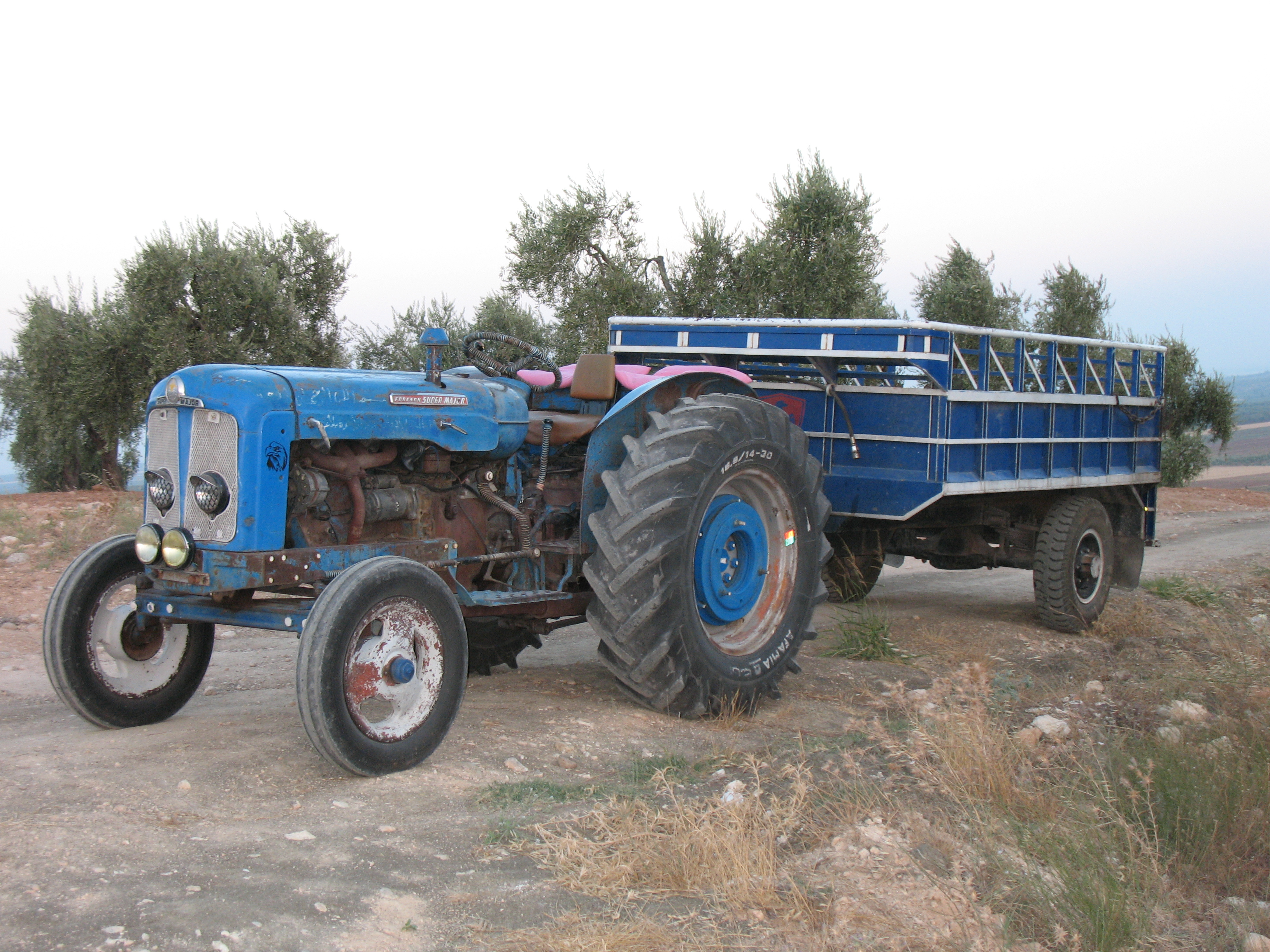 Fordson Serial Number - SmokStak
