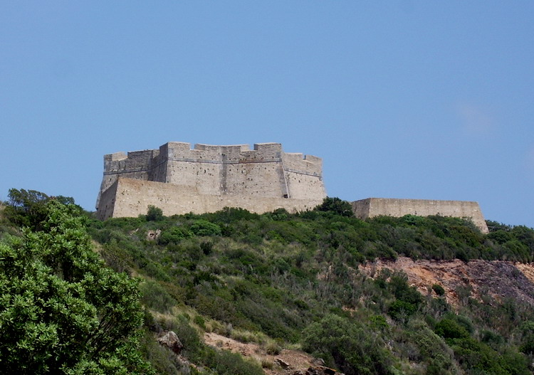 Forte Stella, Porto Ercole (GR)